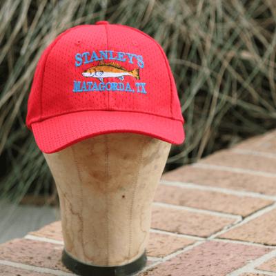 Stanleys General Stores Matagorda Texas Baseball Hat