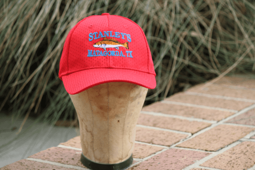 Stanleys General Stores Matagorda Texas Baseball Hat