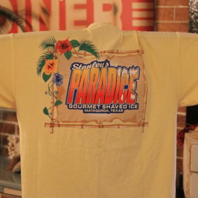 Stanleys General Stores Matagorda Texas Paradice T-Shirts