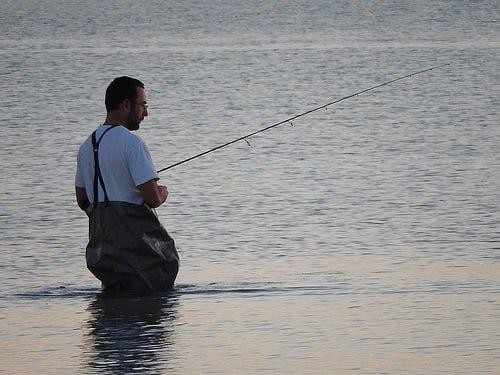 Free Fishing Day Saturday!